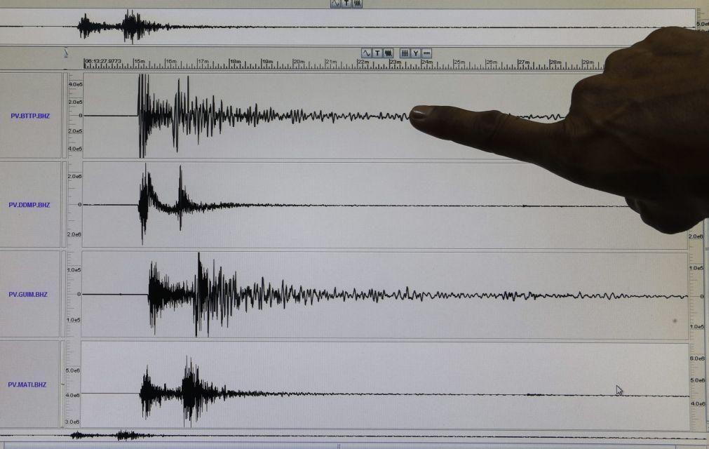Sismo com magnitude de 6,1 sacode a Guatemala