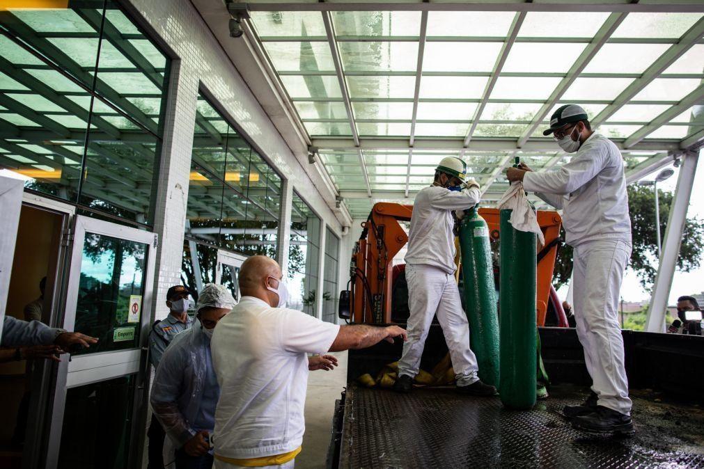 Covid-19: Sindicato dos Médicos do Amazonas pede ajuda a profissionais de Portugal