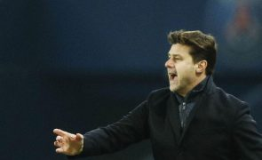 Covid-19: Mauricio Pochettino, novo treinador do Paris Saint-Germain, infetado
