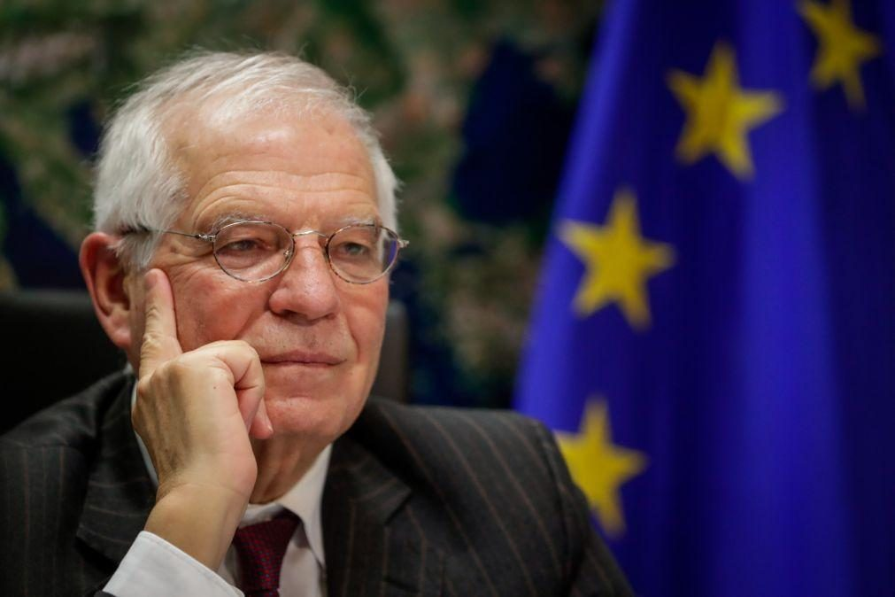 UE/Presidência: Missão a Moçambique terça-feira no terreno -- Josep Borrell