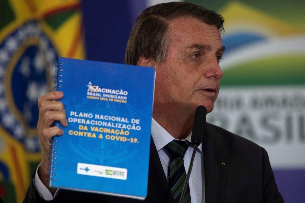 Covid-19: Bolsonaro considera