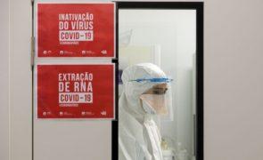 Covid-19: Universidade de Aveiro ultrapassa 500 casos desde início de ano letivo