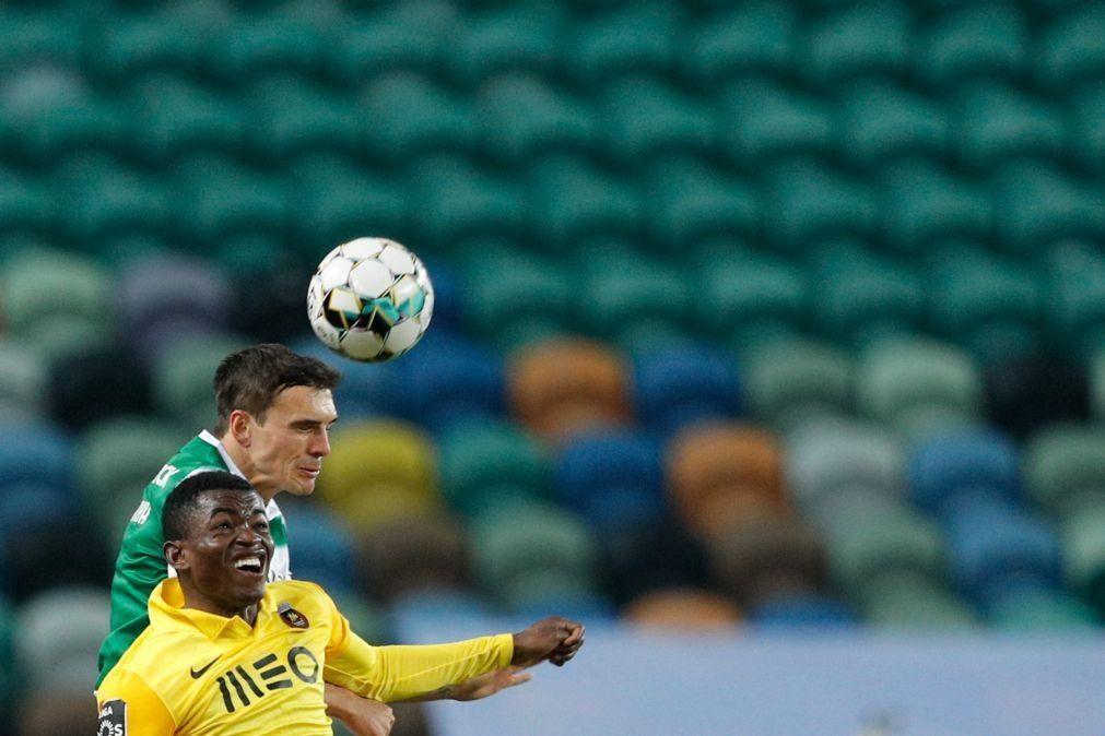 Sporting empata com Rio Ave na abertura da 14.ª jornada do campeonato