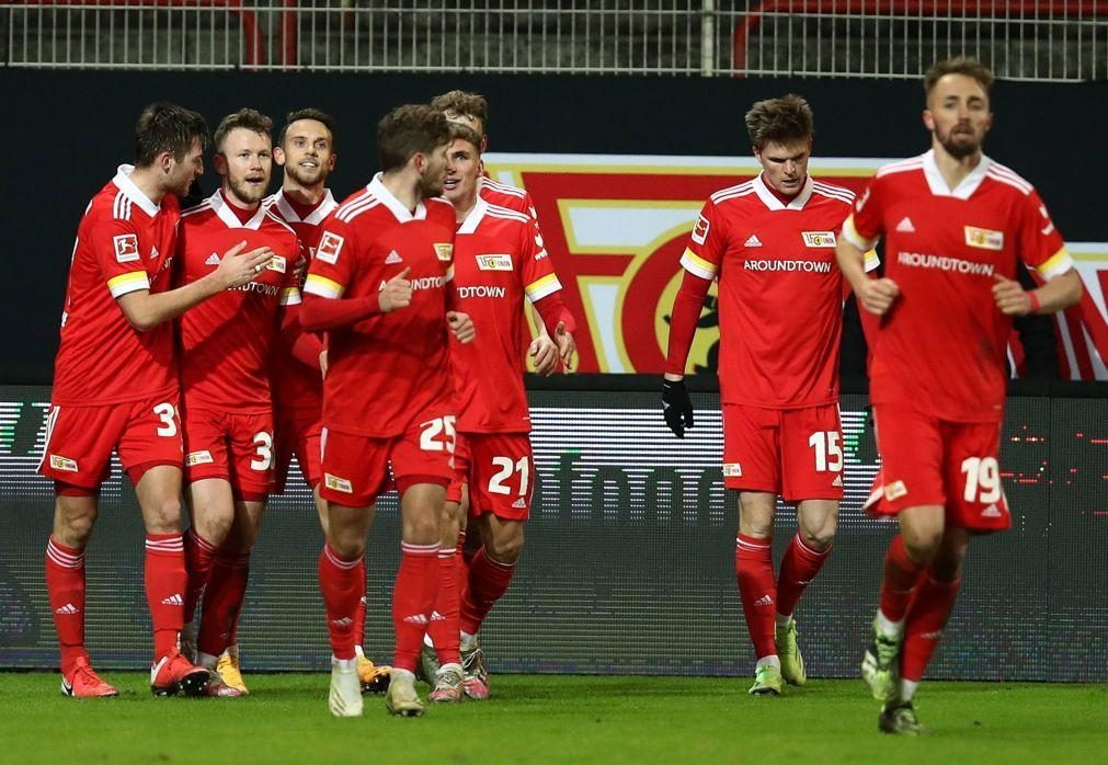 Union Berlin bate Leverkusen e chega ao 'top-4' na Alemanha