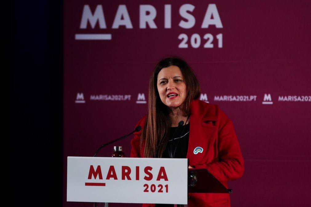 Presidenciais: A única coisa que falta para requisitar privados na saúde é coragem - Marisa