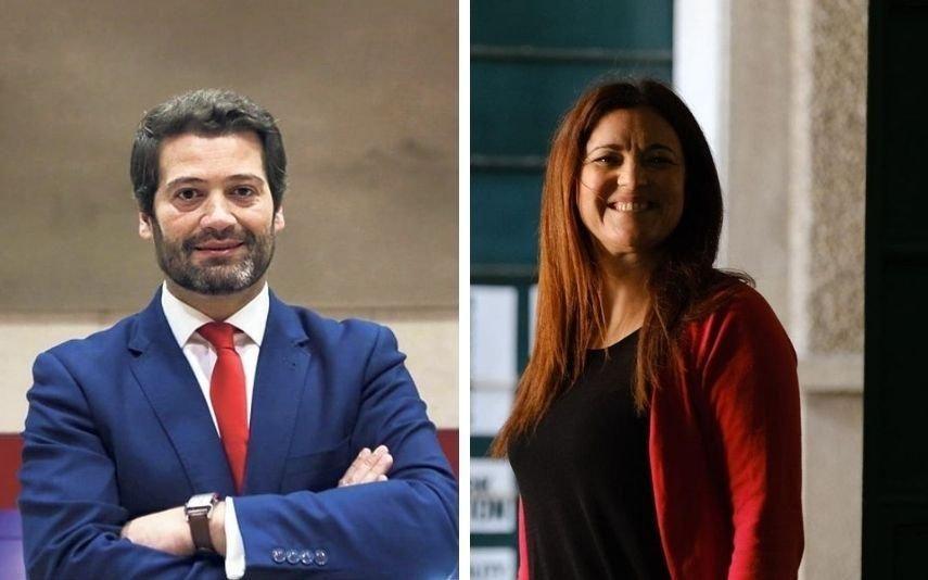 André Ventura Faz troça de Marisa Matias por usar batom vermelho. Famosos criam movimento de revolta