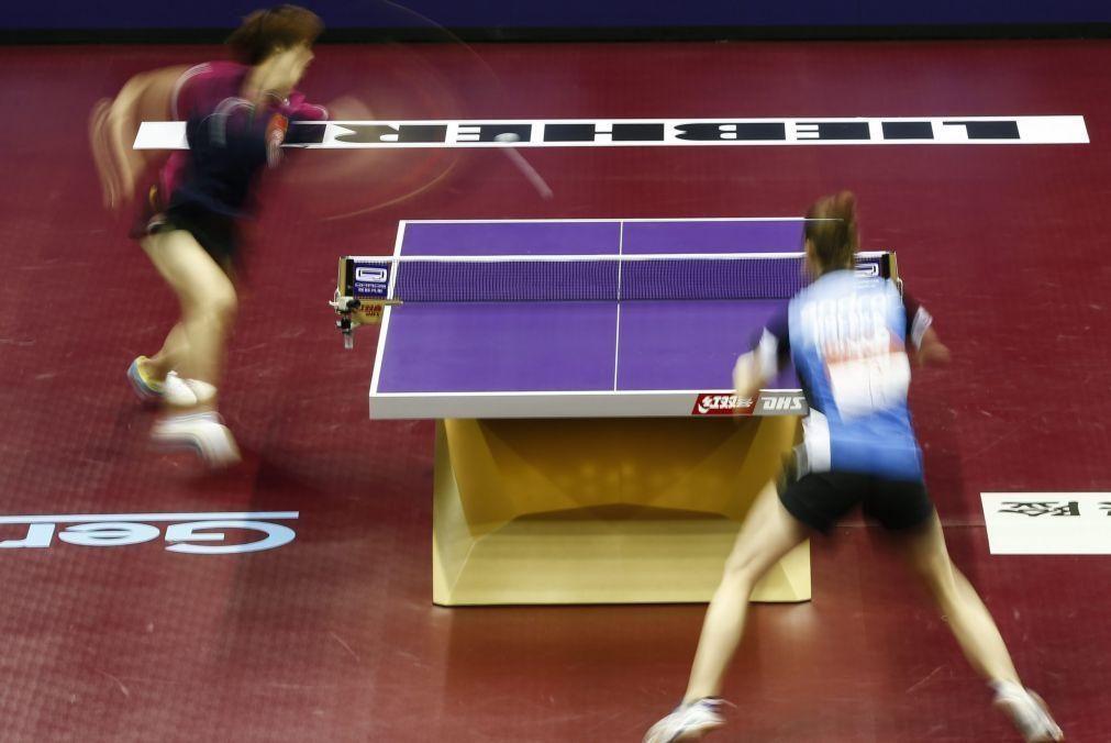 Covid-19: Campeonato nacional de ténis de mesa adiado
