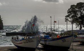 Açores sob aviso amarelo devido à chuva, vento e agitação marítima