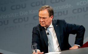 Armin Laschet é o novo líder da CDU de Angela Merkel
