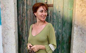 Maria João Abreu burlada em mais de 6 mil euros pela mãe de Sara Barradas