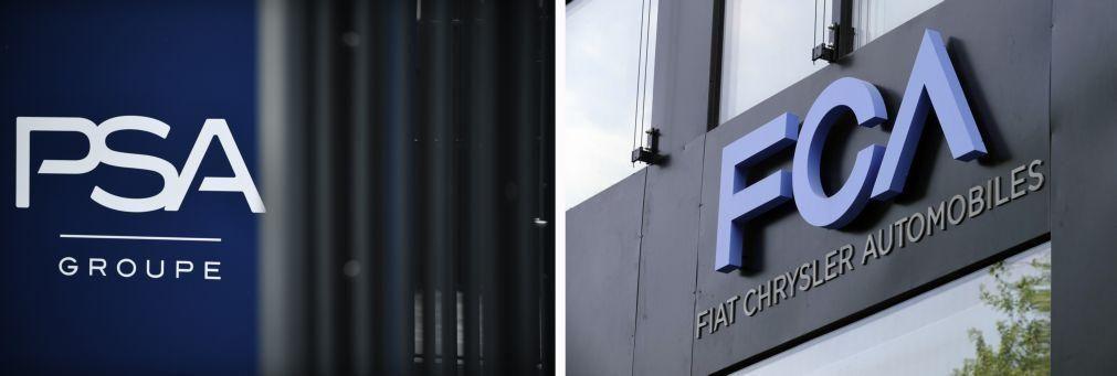 Fusão entre a PSA e a Fiat-Chrysler foi formalizada hoje criando a Stellantis