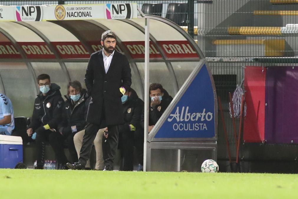 Luís Freire diz que o jogo com o Moreirense é