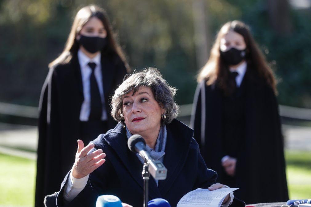 Presidenciais: Ana Gomes volta a acusar Marcelo de
