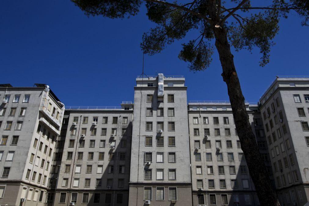Covid-19: Hospital Santa Maria está em
