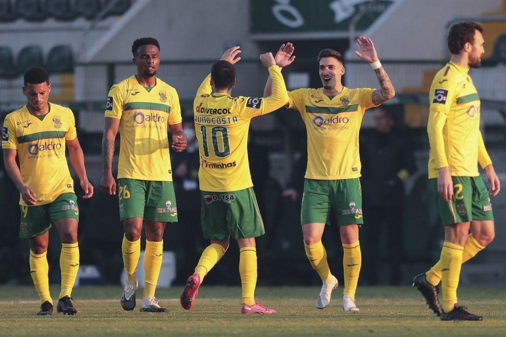 Paços de Ferreira vence Braga e impede 'arsenalistas' de se aproximarem do pódio