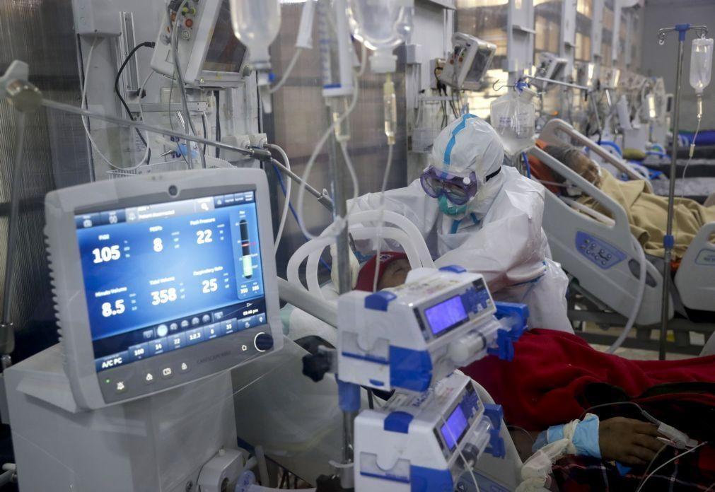 Covid-19: França supera as 70.000 mortes devido à doença