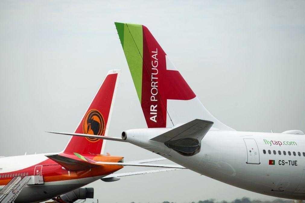 Covid-19: TAP e TAAG reforçam voos com Angola antes de suspensão de voos diretos