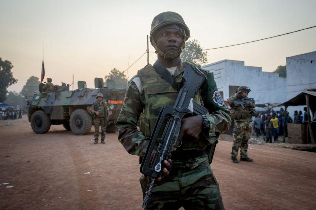 RCA: Missão de paz recupera controlo de Bangassou