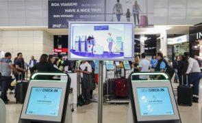 Covid-19: ANA diz estar a fazer o possível para dar as melhores condições a passageiros retidos
