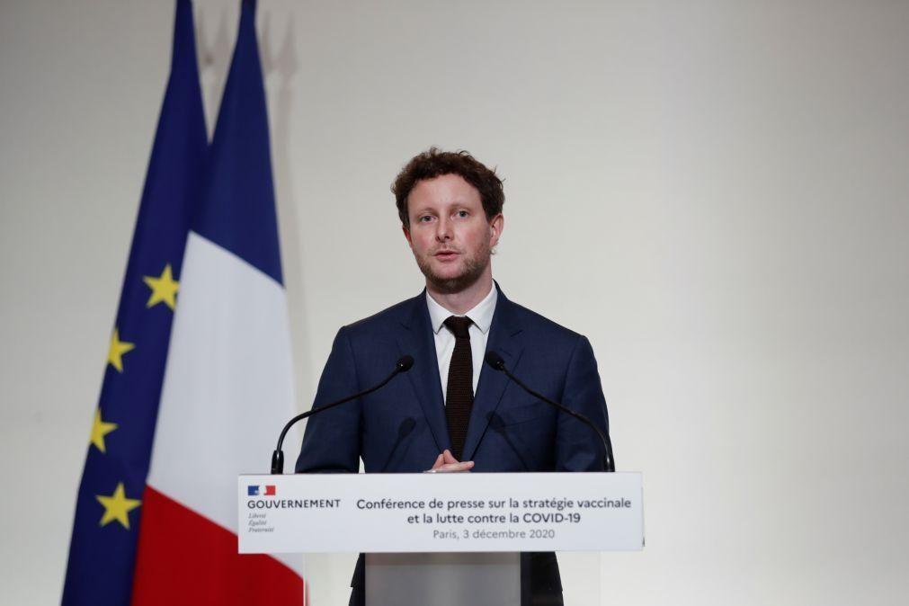 Covid-19: Governo francês