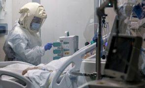 Covid-19: Açores registam 42 casos de infeção pelo novo coronavírus SARS-CoV-2