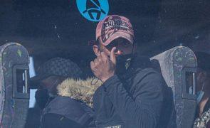Polícia marroquina intercetou balsa com 20 migrantes
