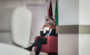 Presidenciais: Marcelo diz que Governo quer acelerar a vacinação de bombeiros