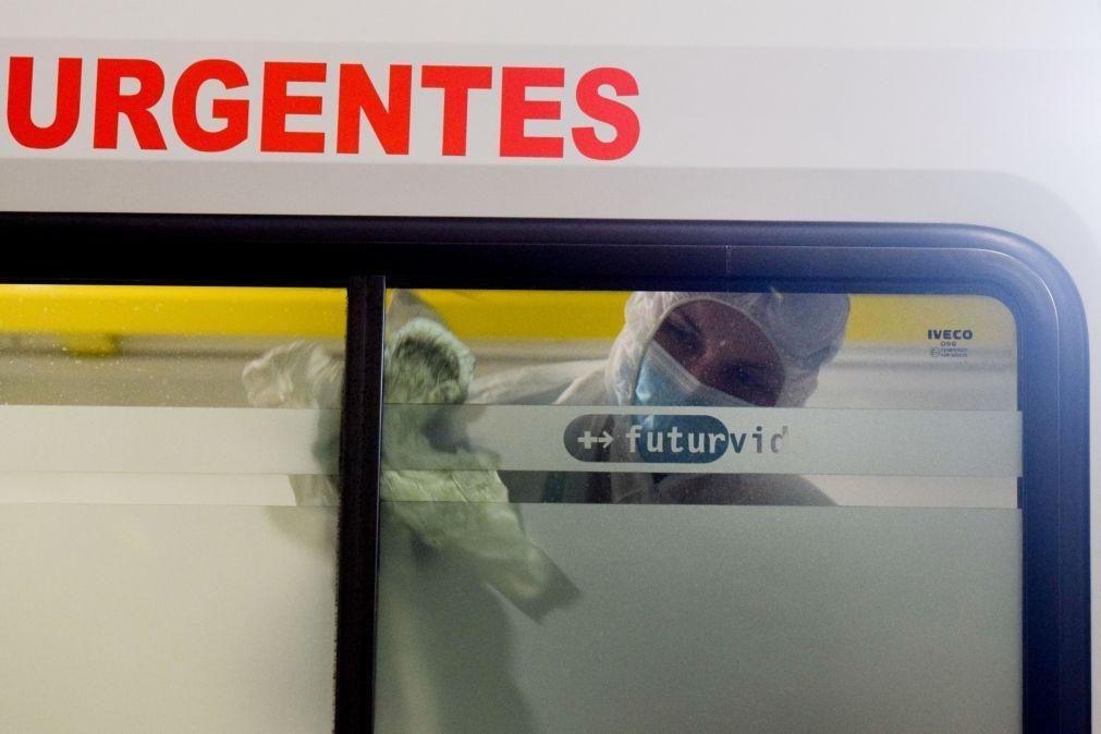 Covid-19: Surto no Hospital de Alcobaça com 23 infetados entre utentes e profissionais