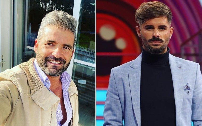 Big Brother. Hélder e Rui Pedro saíram da casa para ir votar
