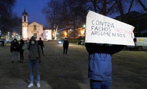 Presidenciais: Guimarães campo de batalha verbal entre