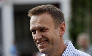 Navalny: Conselheiro de Biden pede libertação imediata de opositor russo