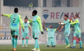 Golo de Lucas Áfrico na reta final dá vitória ao Marítimo em Barcelos