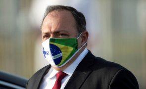 Covid-19: Governo brasileiro promete