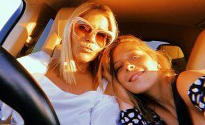 Mãe de Sara Carreira recebe amor e apoio de várias famosas