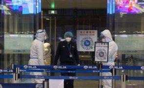 Covid-19: China regista 109 novos casos, incluindo 93 de contágio local