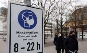 Covid-19: Alemanha regista 7.141 novos casos, o valor mais baixo desde outubro