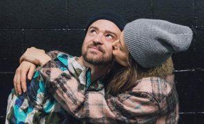 Justin Timberlake foi pai pela segunda vez... há 6 meses