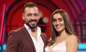 Zena e André Abrantes realizam cerimónia e fãs pensam em casamento