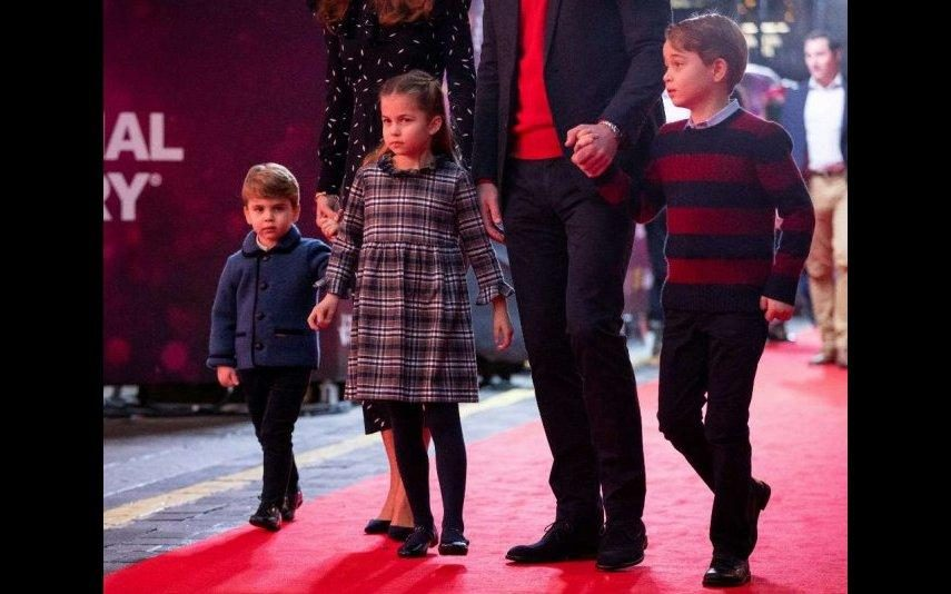 Príncipe William Revela qual dos seus filhos é o mais