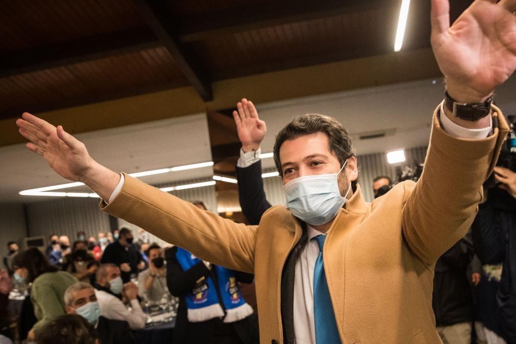 GNR identifica dono de restaurante de jantar-comício de André Ventura