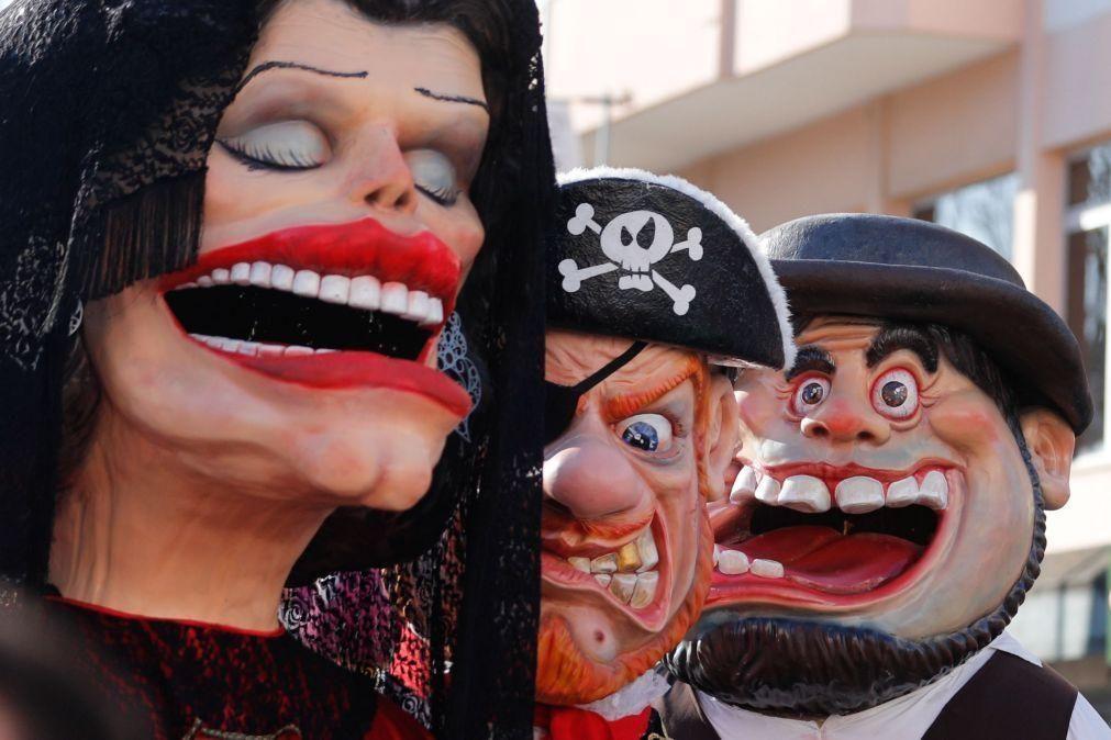Covid-19: Torres Vedras cancela todos os festejos de Carnaval
