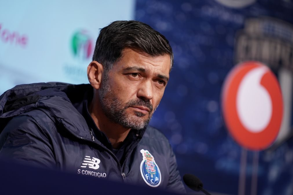 Taça da Liga: Conceição diz que duelo com o Sporting