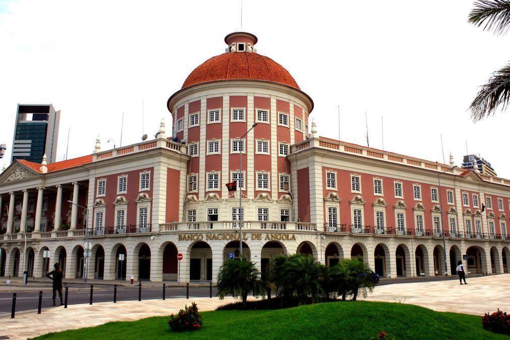 Banco Nacional de Angola revoga licença Banco Kwanza investimento