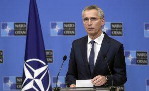 NATO pede aos EUA e à Europa que cooperem face à ascensão da China