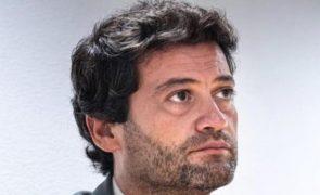 Presidenciais: André Ventura chama «cobarde» a Marcelo Rebelo de Sousa