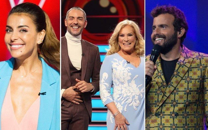 RTP, TVI ou SIC: Quem ganhou a 'guerra' das audiências?