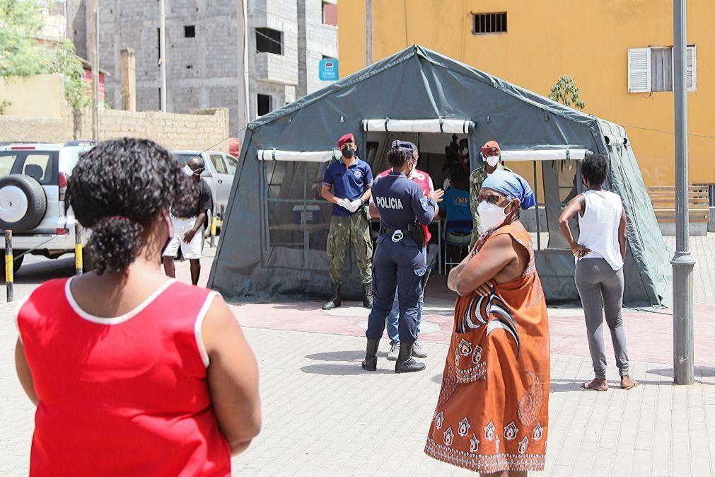 Covid-19: Cabo Verde regista mais um óbito e 53 novos casos nas últimas 24 horas