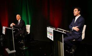 Presidenciais: Tiago Mayan diz que Governo só gere o momento e fá-lo mal