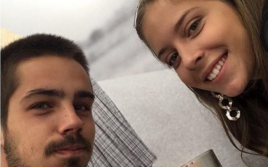 Ex-namorado de Sara Carreira pronuncia-se pela primeira vez após morte da cantora