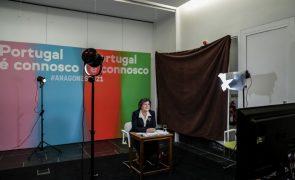 Presidenciais: Ana Gomes teme que processos BES e Operação Marquês acabem como o dos submarinos
